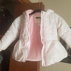 Winter puffer coat 4T